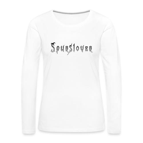Spurslover Kingdom Hearts - Women's Premium Longsleeve Shirt