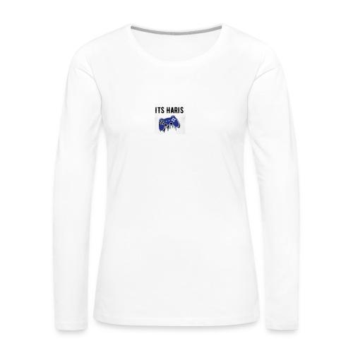 Its Haris limted edition - Women's Premium Longsleeve Shirt