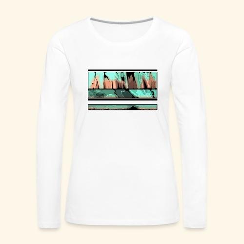 Slur-F06 - Women's Premium Longsleeve Shirt