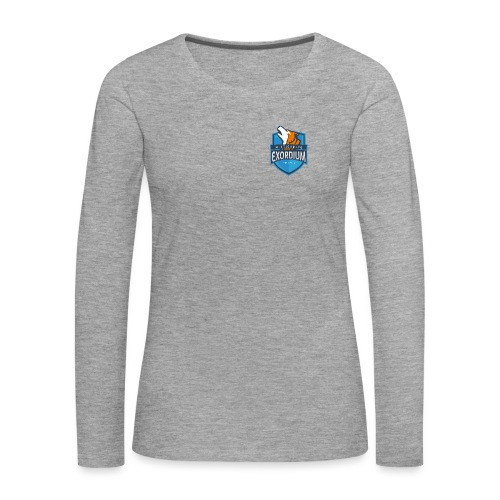 Emc. - Frauen Premium Langarmshirt