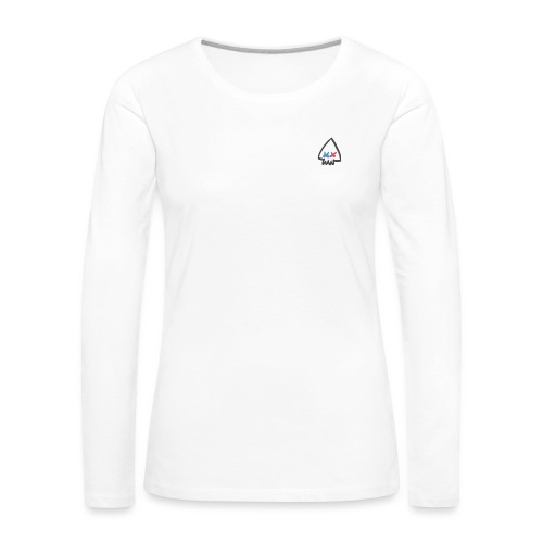 Squid Logo - Women's Premium Longsleeve Shirt