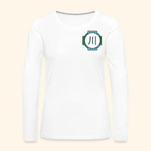 RIVER - T-shirt manches longues Premium Femme