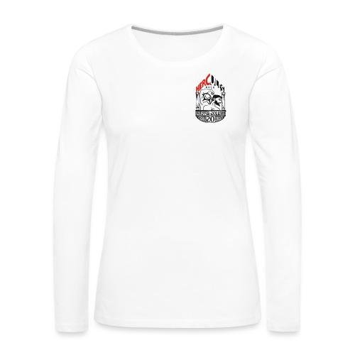 Hercules 20v. - Naisten premium pitkähihainen t-paita