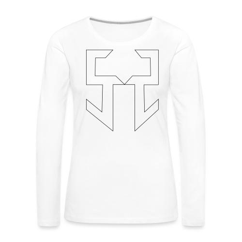 stranger113 - T-shirt manches longues Premium Femme