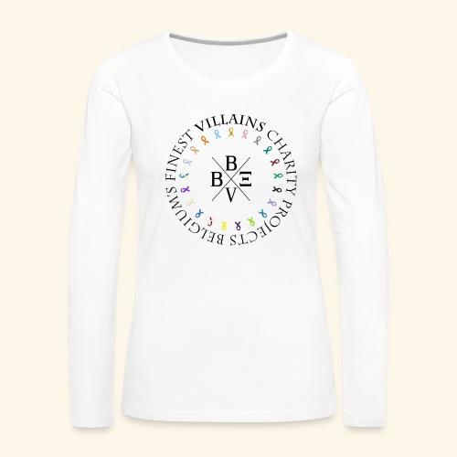 BVBE Charity Projects - Women's Premium Longsleeve Shirt