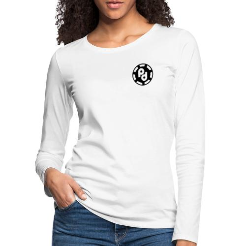 PaffnerDesign-Logo - Women's Premium Longsleeve Shirt