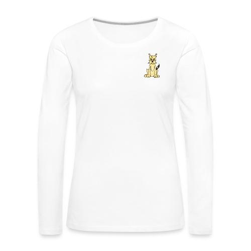Simplement GRR - T-shirt manches longues Premium Femme