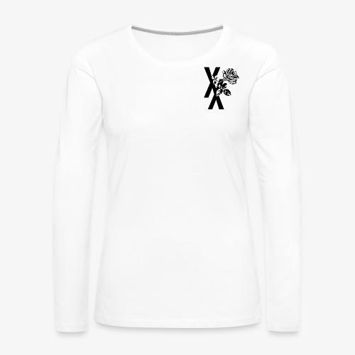 EST19XX ROSE - Vrouwen Premium shirt met lange mouwen