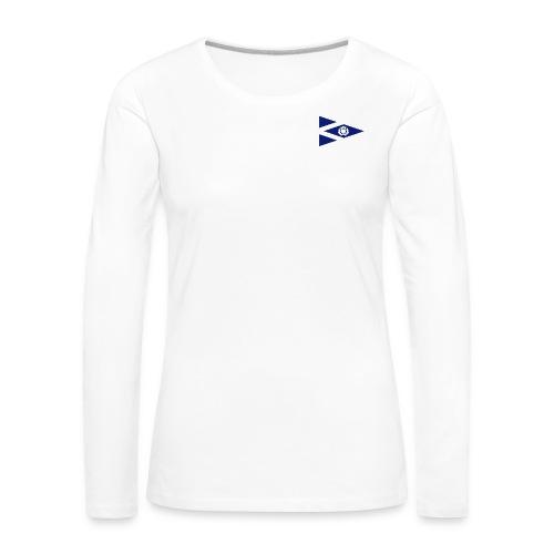 SCS BURGEE - Women's Premium Longsleeve Shirt