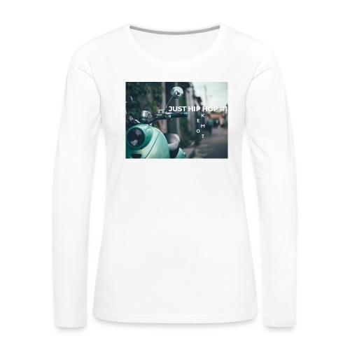 KEMOT_ - Koszulka damska Premium z długim rękawem