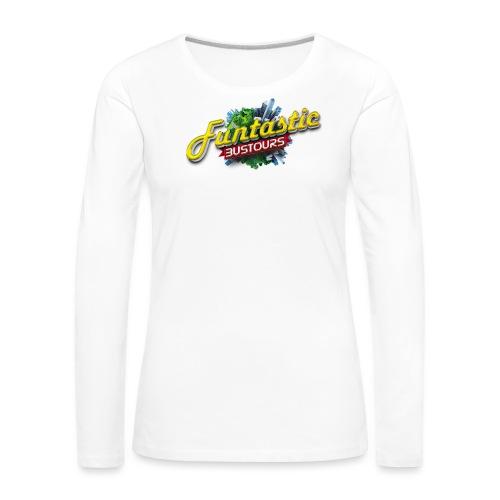 Shirt02 - Frauen Premium Langarmshirt