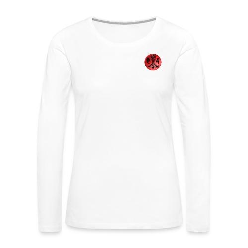 Logo Dragossido Academy - Women's Premium Longsleeve Shirt
