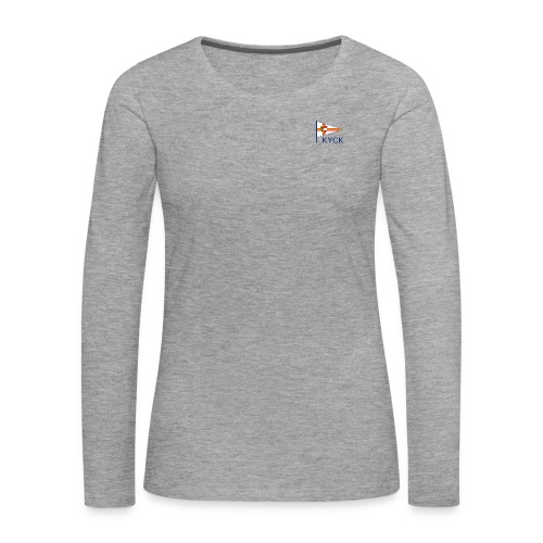 KYCK - classic - Frauen Premium Langarmshirt