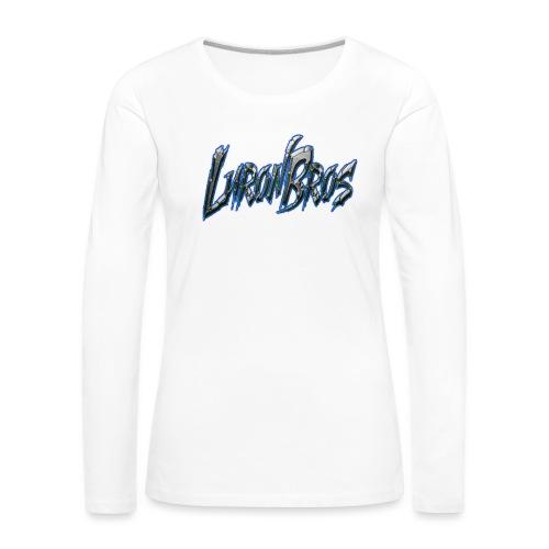 2 - Women's Premium Longsleeve Shirt
