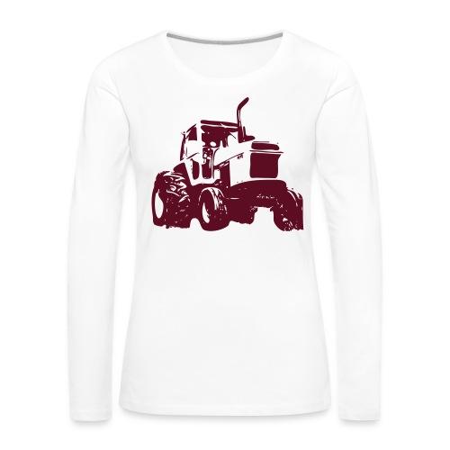 Case1 - Women's Premium Longsleeve Shirt