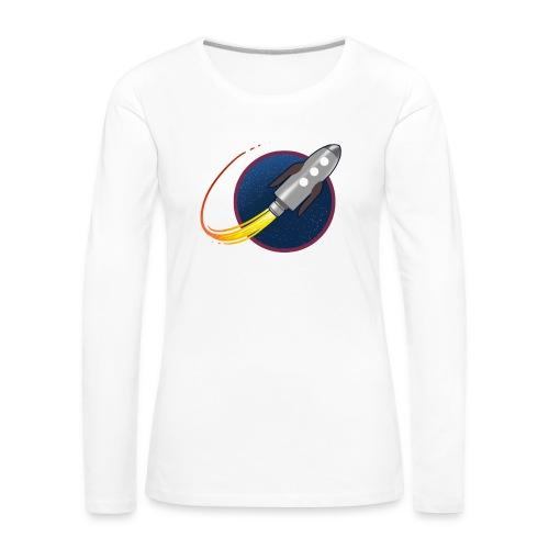 GP Rocket - Women's Premium Longsleeve Shirt