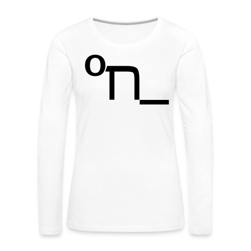 DRUNK - Women's Premium Longsleeve Shirt