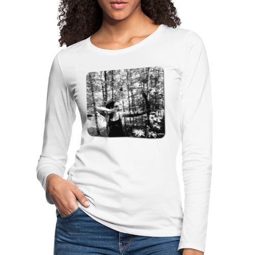 Nora - Frauen Premium Langarmshirt