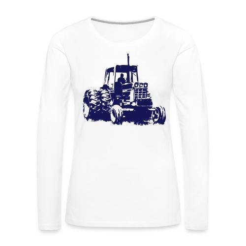 1486 - Women's Premium Longsleeve Shirt