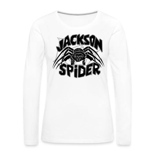 jackson spreadshirt - Frauen Premium Langarmshirt