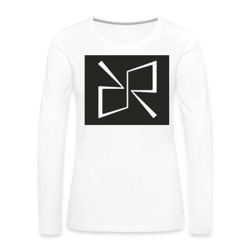 Rymdreglage logotype (RR) - Women's Premium Longsleeve Shirt