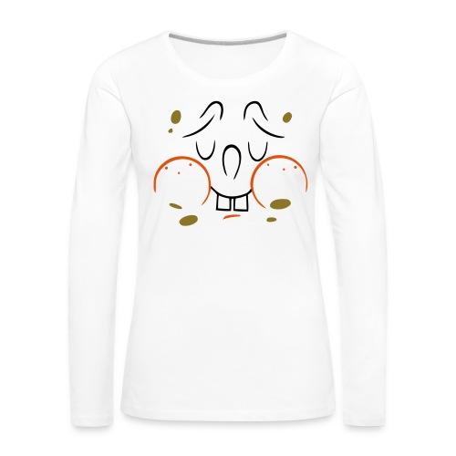 Bob - Vrouwen Premium shirt met lange mouwen