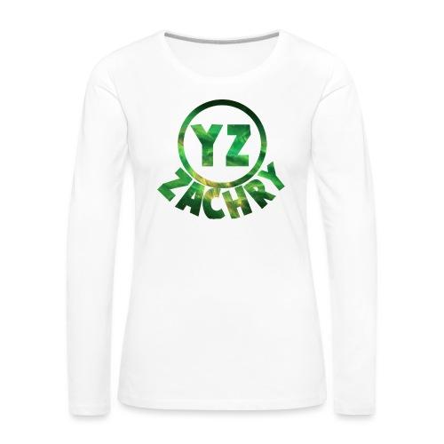 ifoon 5 YZ-Hoesje - Vrouwen Premium shirt met lange mouwen