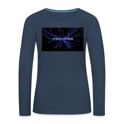 Beste T-skjorte ever! - Premium langermet T-skjorte for kvinner