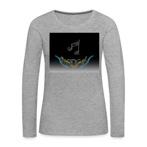 trance_wallpaper_by_peixotorj-jpg - Dame premium T-shirt med lange ærmer