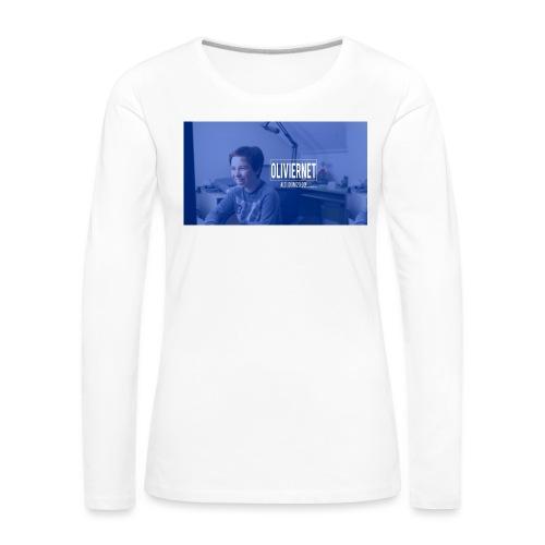 banner 3 jpg - Vrouwen Premium shirt met lange mouwen