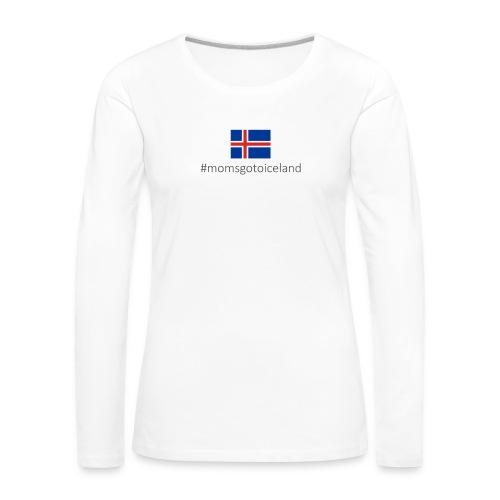 Iceland - Women's Premium Longsleeve Shirt
