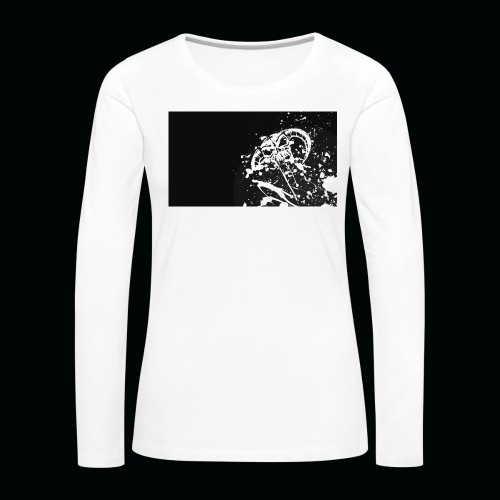 h11 - T-shirt manches longues Premium Femme