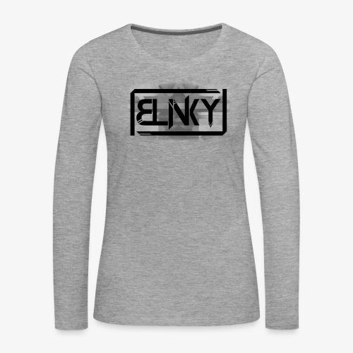 Blinky Compact Logo - Women's Premium Longsleeve Shirt