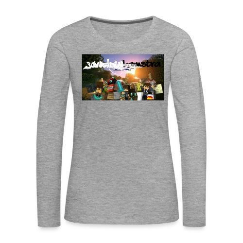 6057231244D88B5F5DED63C6F58FB0122038CBC7A63A50B55 - Women's Premium Longsleeve Shirt