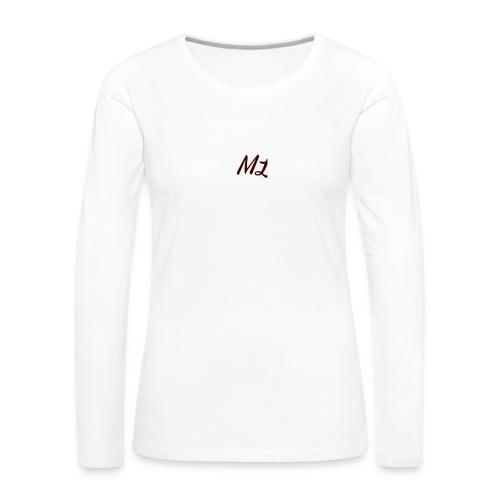 ML merch - Women's Premium Longsleeve Shirt