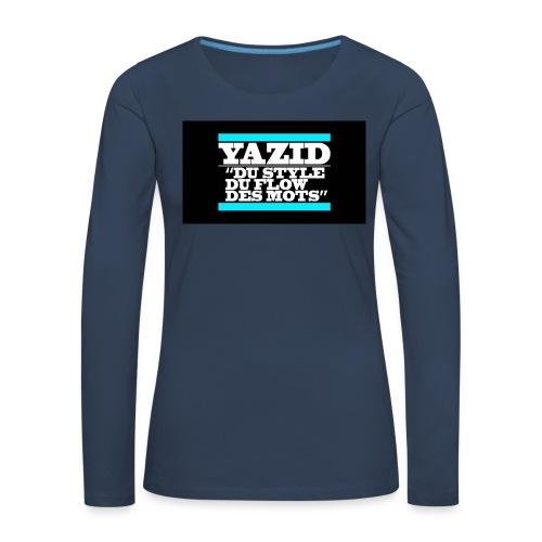 jdfcrea serie 1 - T-shirt manches longues Premium Femme