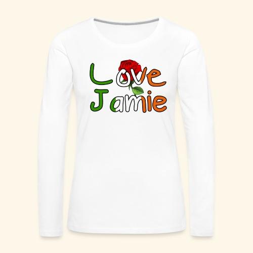 Jlove - Women's Premium Longsleeve Shirt
