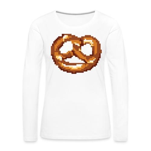 Coole Breze - Frauen Premium Langarmshirt