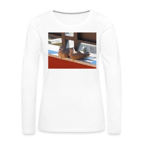 DSCN1222-JPG - Maglietta Premium a manica lunga da donna