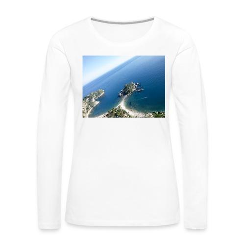 20151108_125732-jpg - Maglietta Premium a manica lunga da donna