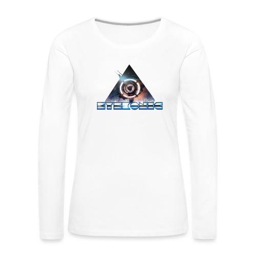 Logo Design - Women's Premium Longsleeve Shirt