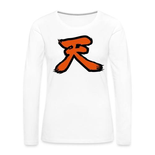ten - Women's Premium Longsleeve Shirt