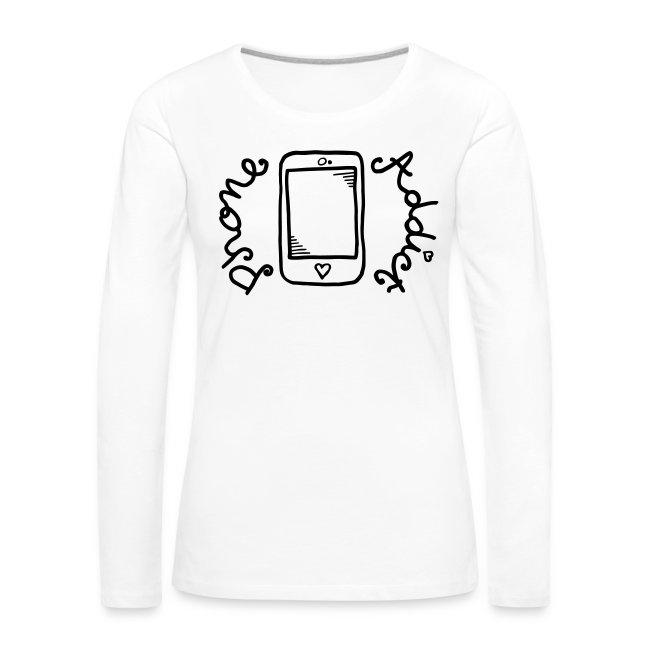 Phone addict !