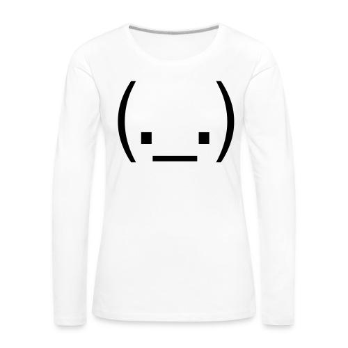 EGGHEAD - Women's Premium Longsleeve Shirt
