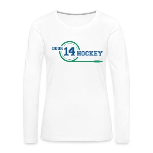 D14 HOCKEY - Women's Premium Longsleeve Shirt