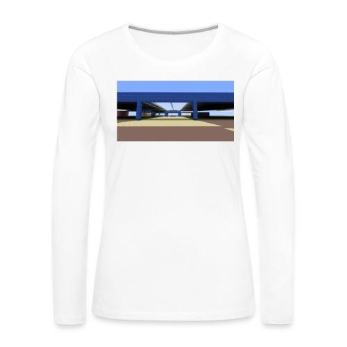 2017 04 05 19 06 09 - T-shirt manches longues Premium Femme