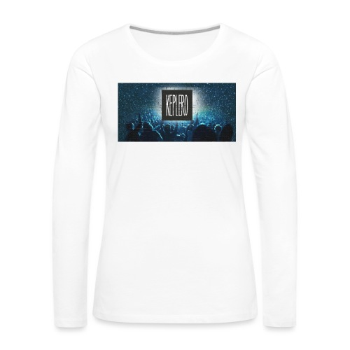 T-shirt KEPLERO staff rave - Maglietta Premium a manica lunga da donna