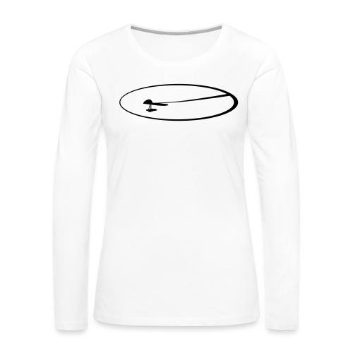 hanggliding - HG SPEED - Women's Premium Longsleeve Shirt