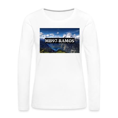 MB97RAMOS - Frauen Premium Langarmshirt