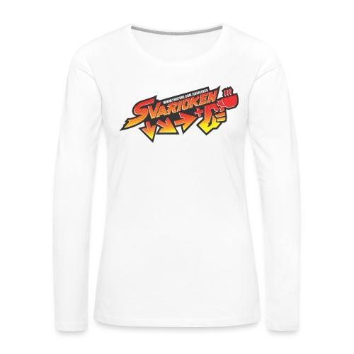 Maglietta Svarioken - Maglietta Premium a manica lunga da donna